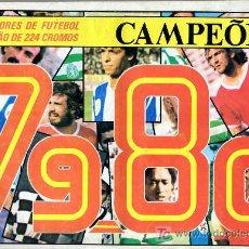 Álbum de fútbol completo: LIGA 79-80 DE PORTUGAL -COMPLETO. Lote 27134255
