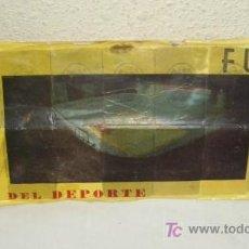 Álbum de fútbol completo: ALBUM DE FÚTBOL,FIGURAS DEL DEPORTE,AÑO 1974. Lote 19736056