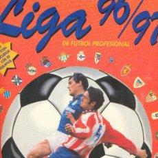Álbum de fútbol completo: (AL-466)ALBUM CROMOS DE FUTBOL LIGA 96-97. Lote 5861954