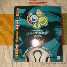 Álbum de fútbol completo: ALBUM FIFA WORLD CUP GERMANY 2006 PANINI-COMPLETO. Lote 53222106
