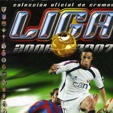 Álbum de fútbol completo: ALBUM LIGA 2006-2007 , COMPLETO , COLECCIONES ESTE ,. Lote 27314992
