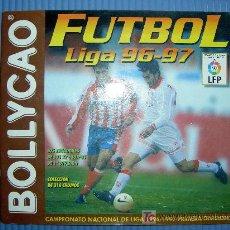 Álbum de fútbol completo: ALBUM DE CROMOS FUTBOL LIGA 96 - 97 DE BOLLYCAO, . Lote 18109354