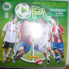 Álbum de fútbol completo: ALBUM PLAY LIGA COLECCIÓN COMPLETA. Lote 16959989
