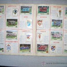 Álbum de fútbol completo: ALBUM FUTBOL 83 PANINI COMPLETO. Lote 11249093