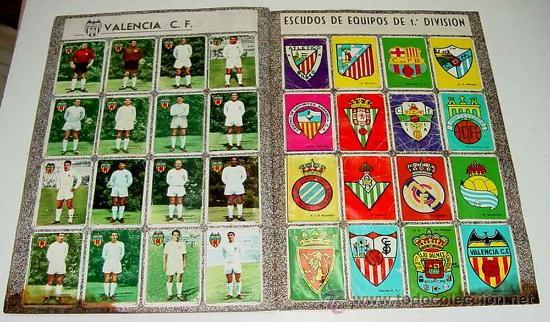 Álbum de fútbol completo: ANTIGUO ALBUM CROMOS COMPLETO DEL CAMPEONATO DE LIGA 1967 / 68 - FUTBOL - Album de Editorial Disgra - Foto 4 - 27301850