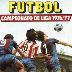 Álbum de fútbol completo: ALBUM VACIO PLANCHA LIGA 1976 1977 EDICIONES ESTE 76 77 NICCROMO. Lote 183839463