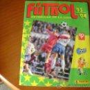 Álbum de fútbol completo: FUTBOL 93-94 ESTRELLAS DE LA LIGA. Lote 26512925