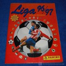 Álbum de fútbol completo: LIGA 96 / 97 - PANINI ¡COMPLETO!. Lote 27366102