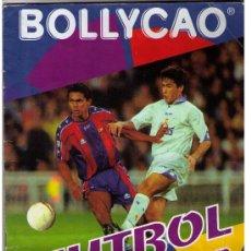 Álbum de fútbol completo: BOLLYCAO. FUTBOL LIGA 97-98. COMPLETO. 268 CROMOS. Lote 15828187