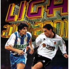 Álbum de fútbol completo: LIGA 2000-2001. ESTE. SOLO TIENE 154 CROMOS. . Lote 22485942