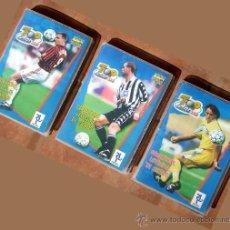 Álbum de fútbol completo: LOTE TRES ALBUM COMPLETO TOP CALCIO 2000. FUTBOL. VER FOTOS. COLECCIONISMO DEPORTIVO.. Lote 27261323