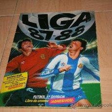 Álbum de fútbol completo: CAMPEONATO DE LIGA 87-88 ED. ESTE. Lote 21640950