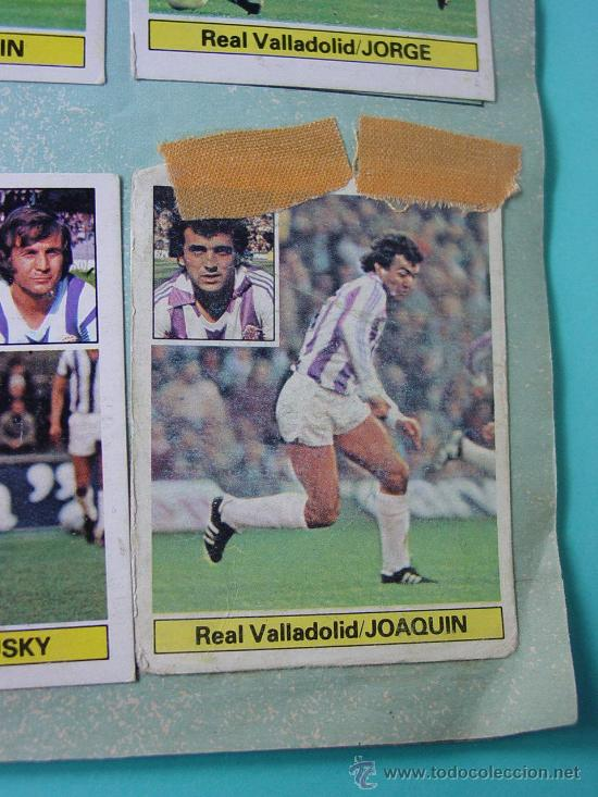 Álbum de fútbol completo: ÁLBUM FÚTBOL.LIGA 81-82.¡COMPLETO! - Foto 2 - 26737729