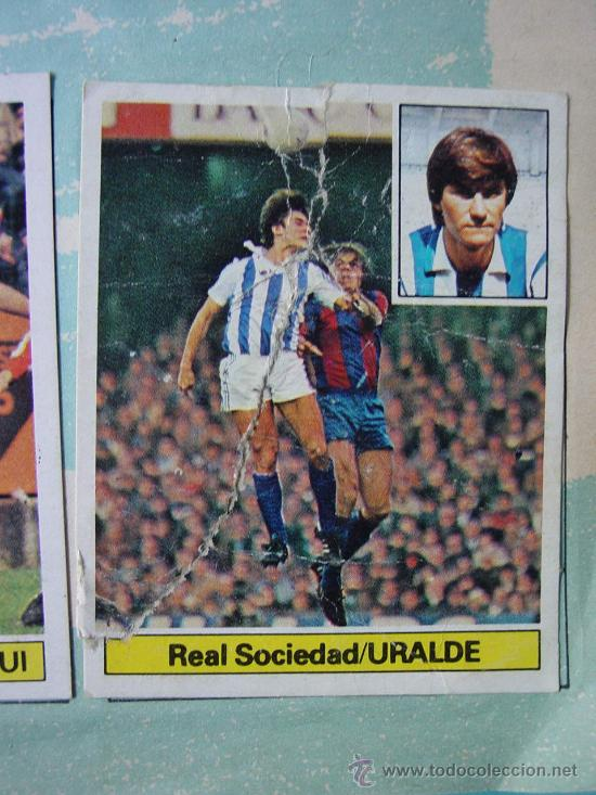 Álbum de fútbol completo: ÁLBUM FÚTBOL.LIGA 81-82.¡COMPLETO! - Foto 4 - 26737729
