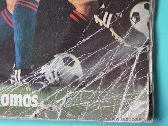 Álbum de fútbol completo: ÁLBUM FÚTBOL.LIGA 81-82.¡COMPLETO! - Foto 12 - 26737729