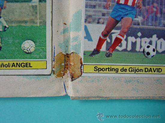 Álbum de fútbol completo: ÁLBUM FÚTBOL.LIGA 81-82.¡COMPLETO! - Foto 13 - 26737729