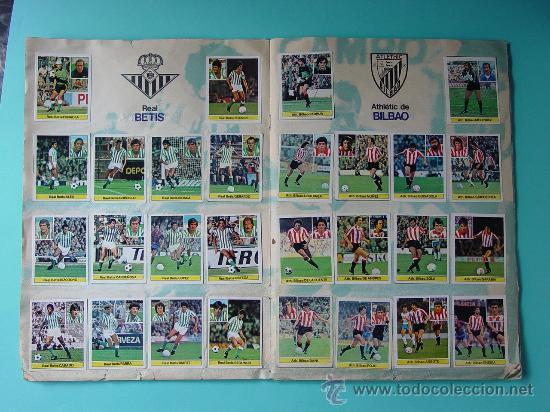 Álbum de fútbol completo: ÁLBUM FÚTBOL.LIGA 81-82.¡COMPLETO! - Foto 14 - 26737729