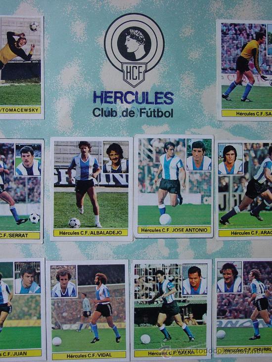 Álbum de fútbol completo: ÁLBUM FÚTBOL.LIGA 81-82.¡COMPLETO! - Foto 16 - 26737729