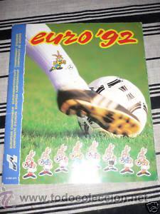 ALBUM CROMOS PANINI EURO 88 Y PANINI EURO 92 COMBO MAGIC FUTBOL MATERIAL DE 1ª (Coleccionismo Deportivo - Álbumes y Cromos de Deportes - Álbumes de Fútbol Completos)