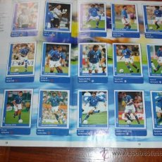 Álbum de fútbol completo: ALBUM MUNDIAL FRANCIA 98 DS STICKER COLLECTION. Lote 24287075