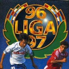 Álbum de fútbol completo: ALBUM ESTE LIGA 1996 - 1997 ( 96 - 97 ) COMPLETO CON 510 CROMOS. Lote 78343299