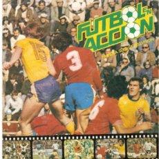 Álbum de fútbol completo: DANONE ALBUM CROMOS MUNDIAL 82. Lote 23234470