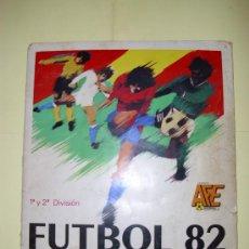Álbum de fútbol completo: ALBUM FUTBOL 82 PANINI. Lote 22288263