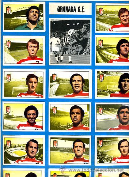 Álbum de fútbol completo: ALBUM FUTBOL ,LIGA 1974-75 , 74-75, COMPLETO , VER FOTOS , FHER DISGRA , 321 CROMOS. - Foto 11 - 27306833