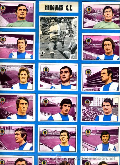 Álbum de fútbol completo: ALBUM FUTBOL ,LIGA 1974-75 , 74-75, COMPLETO , VER FOTOS , FHER DISGRA , 321 CROMOS. - Foto 12 - 27306833