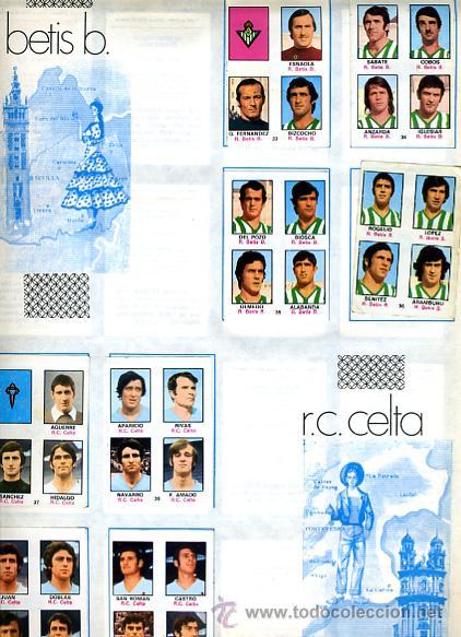 Álbum de fútbol completo: ALBUM FUTBOL ,LIGA 1974-75 , 74-75, COMPLETO , VER FOTOS , FHER DISGRA , 321 CROMOS. - Foto 16 - 27306833
