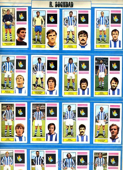 Álbum de fútbol completo: ALBUM FUTBOL ,LIGA 1974-75 , 74-75, COMPLETO , VER FOTOS , FHER DISGRA , 321 CROMOS. - Foto 20 - 27306833