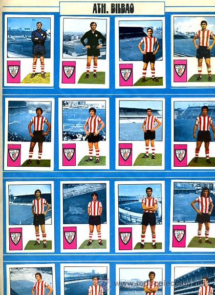 Álbum de fútbol completo: ALBUM FUTBOL ,LIGA 1974-75 , 74-75, COMPLETO , VER FOTOS , FHER DISGRA , 321 CROMOS. - Foto 3 - 27306833
