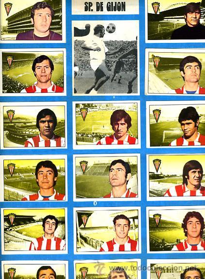 Álbum de fútbol completo: ALBUM FUTBOL ,LIGA 1974-75 , 74-75, COMPLETO , VER FOTOS , FHER DISGRA , 321 CROMOS. - Foto 23 - 27306833