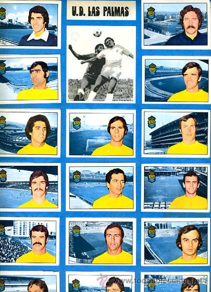 Álbum de fútbol completo: ALBUM FUTBOL ,LIGA 1974-75 , 74-75, COMPLETO , VER FOTOS , FHER DISGRA , 321 CROMOS. - Foto 24 - 27306833