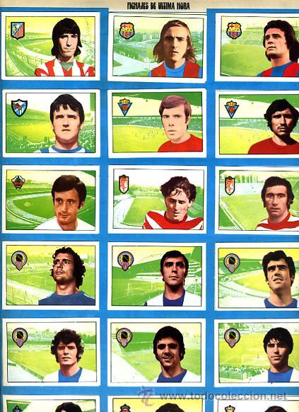 Álbum de fútbol completo: ALBUM FUTBOL ,LIGA 1974-75 , 74-75, COMPLETO , VER FOTOS , FHER DISGRA , 321 CROMOS. - Foto 29 - 27306833