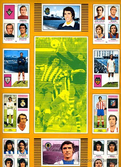 Álbum de fútbol completo: ALBUM FUTBOL ,LIGA 1974-75 , 74-75, COMPLETO , VER FOTOS , FHER DISGRA , 321 CROMOS. - Foto 31 - 27306833