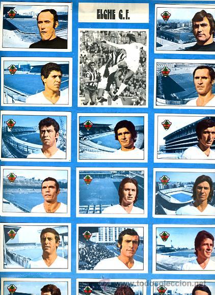 Álbum de fútbol completo: ALBUM FUTBOL ,LIGA 1974-75 , 74-75, COMPLETO , VER FOTOS , FHER DISGRA , 321 CROMOS. - Foto 9 - 27306833