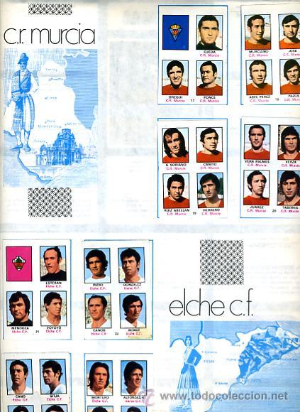 Álbum de fútbol completo: ALBUM FUTBOL ,LIGA 1974-75 , 74-75, COMPLETO , VER FOTOS , FHER DISGRA , 321 CROMOS. - Foto 10 - 27306833