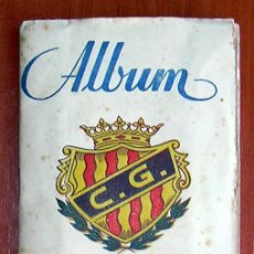 Álbum de fútbol completo: GIMNÁSTICO DE TARRAGONA - GRAFICAS SIERRA 1946-1947, 46-47 - VER FOTOS Y EXPLICACIONES INTERIORES. Lote 27110362