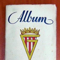 Álbum de fútbol completo: SPORTING DE GIJÓN - GRAFICAS SIERRA 1946-1947, 46-47 - VER FOTOS Y EXPLICACIONES INTERIORES. Lote 27110395