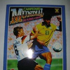 Álbum de fútbol completo: ALBUM MUNDIAL USA 94 - EDICIONES ESTADIO. Lote 22859740