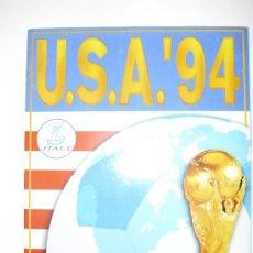 Álbum de fútbol completo: ALBUM COMPLETO MUNDIAL USA 94 - EDITORIAL SL ITALY. Lote 23466772