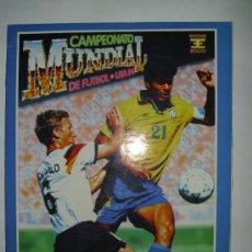 Álbum de fútbol completo: ALBUM MUNDIAL USA 94 - ED. ESTADIO. Lote 23756048
