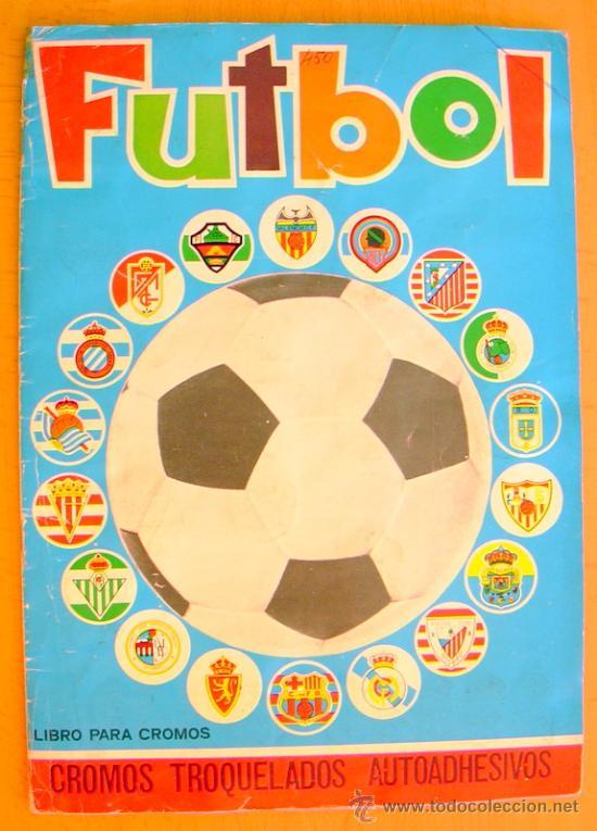 FUTBOL - LIGA 1975-1976, 75-76 - EDITORIAL MAGA - COMPLETO (Coleccionismo Deportivo - Álbumes y Cromos de Deportes - Álbumes de Fútbol Completos)