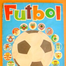 Álbum de fútbol completo: FUTBOL - LIGA 1975-1976, 75-76 - EDITORIAL MAGA - COMPLETO. Lote 27546249