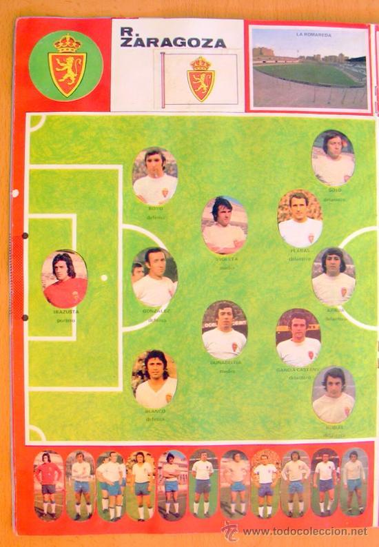 Álbum de fútbol completo: Futbol - Liga 1975-1976, 75-76 - Editorial Maga - Completo - Foto 2 - 27546249