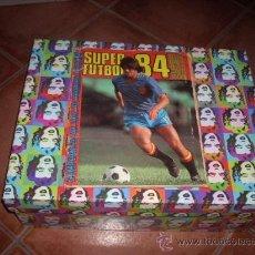 Álbum de fútbol completo: ALBUM DE LA LIGA 83-84 DE CROMOS ROLLAN ,CON TODOS LOS CROMOS EDITADOS. Lote 24950852