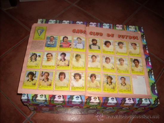 Álbum de fútbol completo: ALBUM DE LA LIGA 83-84 DE CROMOS ROLLAN ,CON TODOS LOS CROMOS EDITADOS - Foto 4 - 24950852