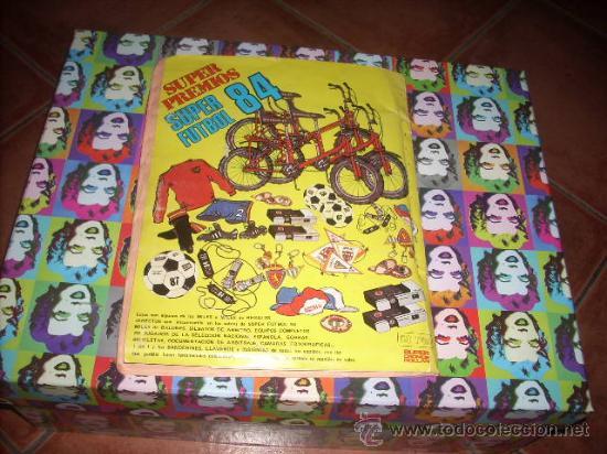 Álbum de fútbol completo: ALBUM DE LA LIGA 83-84 DE CROMOS ROLLAN ,CON TODOS LOS CROMOS EDITADOS - Foto 7 - 24950852
