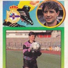 Álbum de fútbol completo: ESTE 93 94 CANALES DEL DEPORTIVO NUEVO SIN PEGAR ADHESIVO ESTE 1993 1994. Lote 25018131